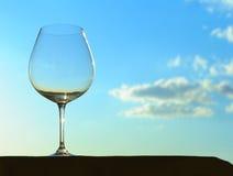 szklany wino Zdjęcia Royalty Free