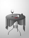 szklany winorośli ilustracja wektor