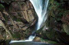 Szklarka Wasserfall Lizenzfreie Stockfotos