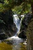 Szklarki waterfall Royalty Free Stock Image