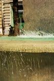 Szklista woda zdjęcie stock