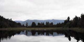 szklisty jezioro Zdjęcia Royalty Free