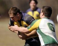 Szkoła Średnia Świetlicowy rugby Zdjęcia Stock