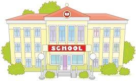 szkoła Obrazy Royalty Free