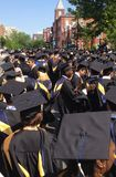 Szkoła Biznesu absolwenci fotografia stock