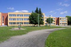 szkoła państwowa zdjęcia royalty free