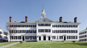 szkoła wyższa Dartmouth Hampshire Hanover nowy Obraz Royalty Free