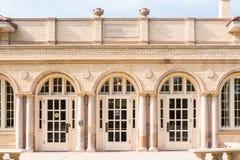 Szkoła wyższa kampus Obraz Royalty Free