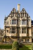 szkoła wyższa ogrodowy absolwentów Oxford trinity Zdjęcie Stock