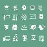 Szkoła znaki, ikony, wektor ilustracja wektor