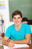 szkoły średniej chłopiec fotografia royalty free
