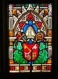 szkło plamiący Obrazy Royalty Free