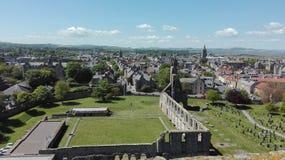 Szkocja kościół Zdjęcia Royalty Free