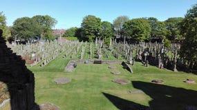 Szkocja kościół Obraz Royalty Free