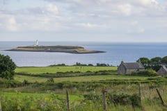 Szkocja lato Zdjęcia Royalty Free