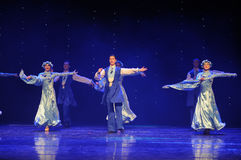 Szkocja sala balowej Ukraina egzota Austria światowy taniec Obraz Stock