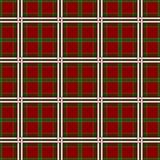 Szkocka krata bezszwowy Wzór Obraz Stock