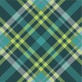 Szkocka krata wzór Obraz Stock