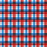 Szkocka krata wzór Obrazy Stock