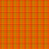 Szkocka krata wzór Fotografia Royalty Free