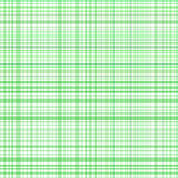 szkocka krata zieleni pastelowi lampasy Fotografia Stock