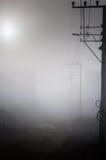 Szkocka mgła W kraju Turcja Zdjęcia Stock