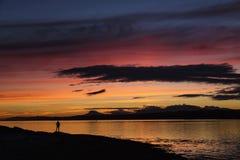 szkocka słońca Zdjęcia Stock