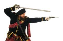 szkocka wojownik obraz stock