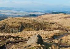 Szkocki krajobraz Zdjęcia Royalty Free