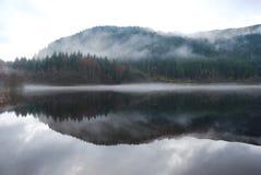 Szkocki Loch Trossachs Zdjęcia Royalty Free
