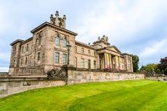 Szkocki national gallery sztuka współczesna Dwa w Edynburg, Scotla fotografia royalty free