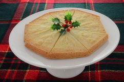 Szkocki shortbread Zdjęcia Royalty Free