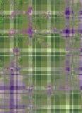 Szkockiej kraty Abstrakcjonistyczna Grunge Tapeta Zdjęcie Royalty Free