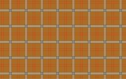Szkockiej kraty tekstura Obraz Stock