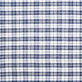 Szkockiej kraty tkanina Obrazy Royalty Free