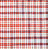 Szkockiej kraty tkanina Obrazy Stock