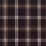 szkockiej kraty tkaniny tekstura Obrazy Stock