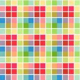 Szkockiej kraty tło Obrazy Stock