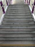 Szkoda na schody Zdjęcie Royalty Free