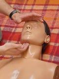 szkolenie reanimacja. Fotografia Stock