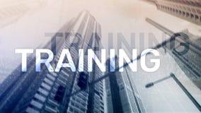 szkolenie rozwoju ogłoszenie towarzyskie Biznes i edukacja, nauczania online pojęcie zdjęcia royalty free