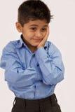 Szkolna Chłopiec Zdjęcie Stock