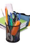 Szkolni narzędzia Zdjęcie Stock