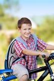 szkolny chłopiec youg fotografia royalty free