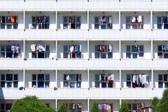Szkolny dormitorium Zdjęcia Royalty Free