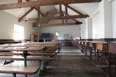 szkolny sala lekcyjna wiktoriański Obrazy Royalty Free