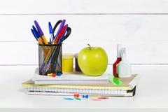 szkolny wyposażenie Fotografia Royalty Free