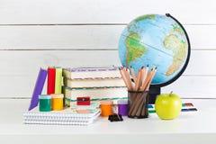 szkolny wyposażenie Obraz Stock