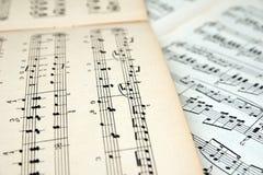 Szkotowa muzyka Fotografia Stock