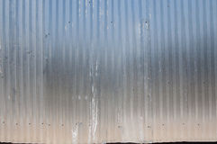 Szkotowego metalu ogrodzenie Obrazy Royalty Free